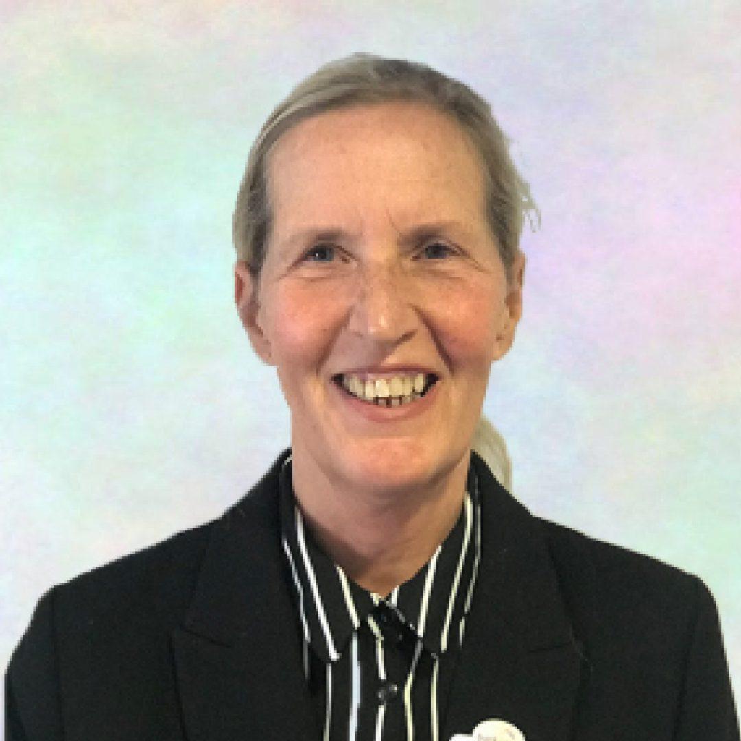 Julie McGlough RGN